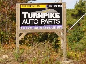 Turnpike Auto Parts